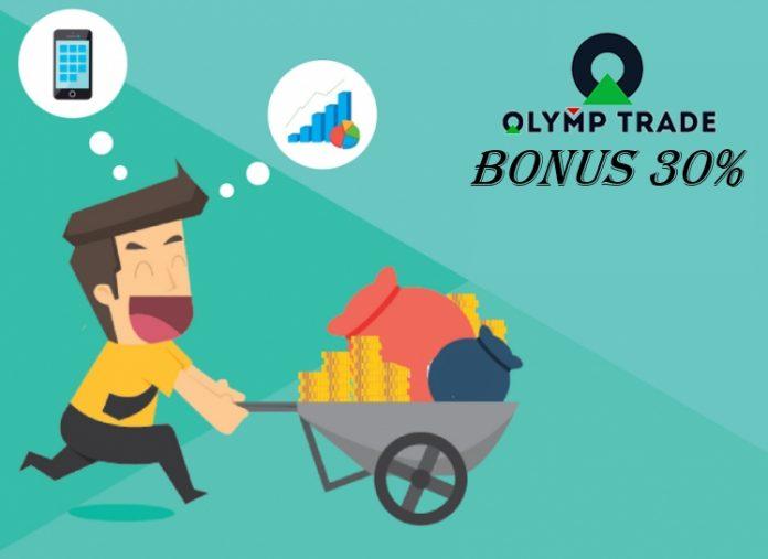 Como usar códigos promocionais na Olymp Trade