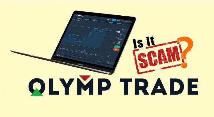 Olymp Trade é confiável ou Fraude?