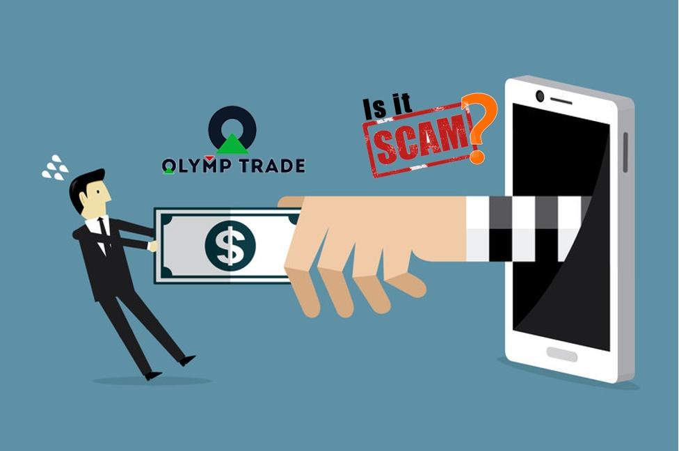 Olymp Trade é confiável ou Fraude? Como verificar se uma plataforma de Fixed Time Trade é uma farsa?