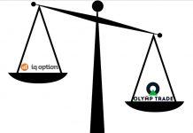 IQ Option é confiável? prova de fraude de preço? Compare a Olymp Trade vs IQ Option