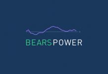 Usando o Bears Power para abrir as opções de PARA BAIXO na Olymp Trade