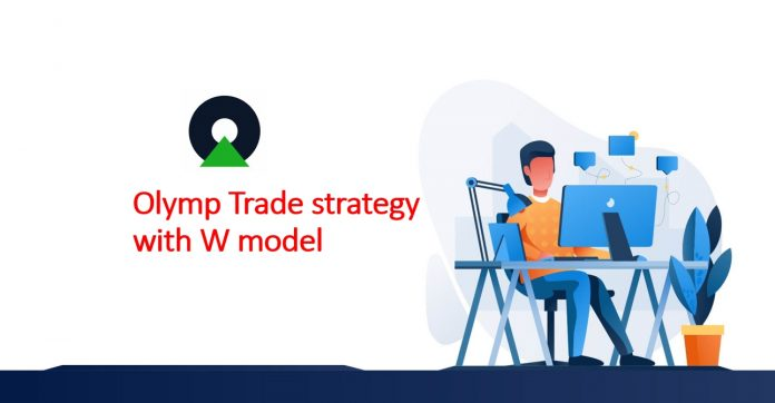 Estratégia da Olymp Trade com o Modelo W: Simples e Eficaz