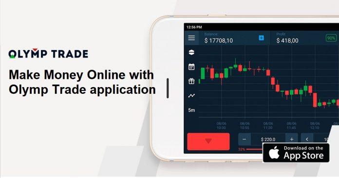Como baixar, instalar e ganhar dinheiro com o aplicativo da Olymp Trade (Android, iOS)