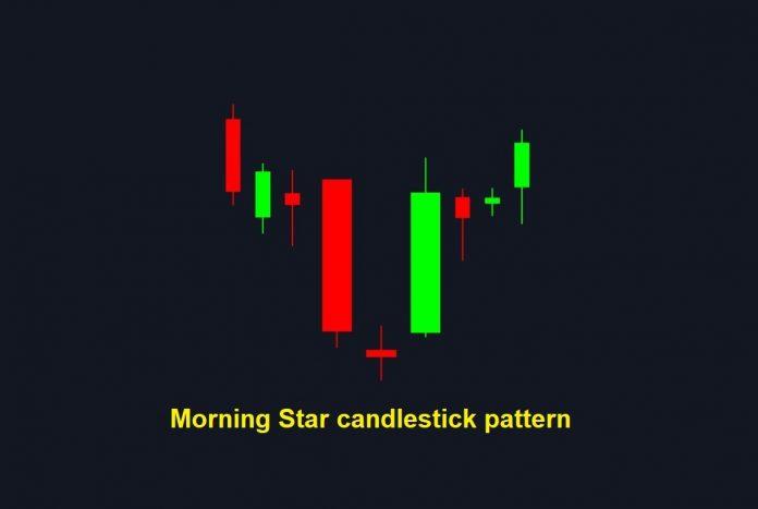 Como usar o padrão de velas Estrela da Manhã para determinar o vale do preço na Olymp Trade